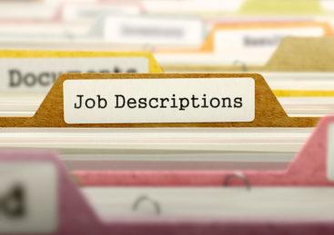 Υπηρεσίες Συμβούλου Κατάρτισης Περιγραμμάτων Θέσεων Εργασίας