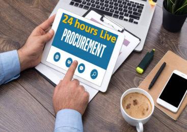 24hours Live Precurement – Υπηρεσία Ενημέρωσης Διαγωνισμών Δημοσίου