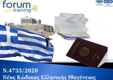 Κώδικας Ελληνικής Ιθαγένειας